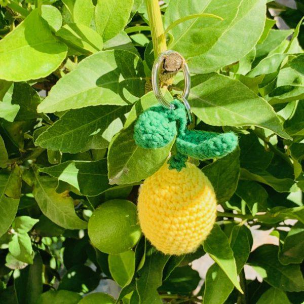 Lalivontriulzi Lali Lali von Triulzi Zitrone Limone handgehäkelt fairfashion Fairtrade slowfashion wien Österreich shoplocal