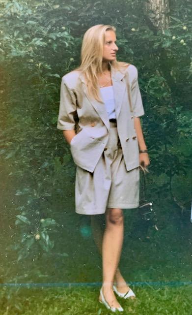 About Lali von Triulzi Slow fashion designerin
