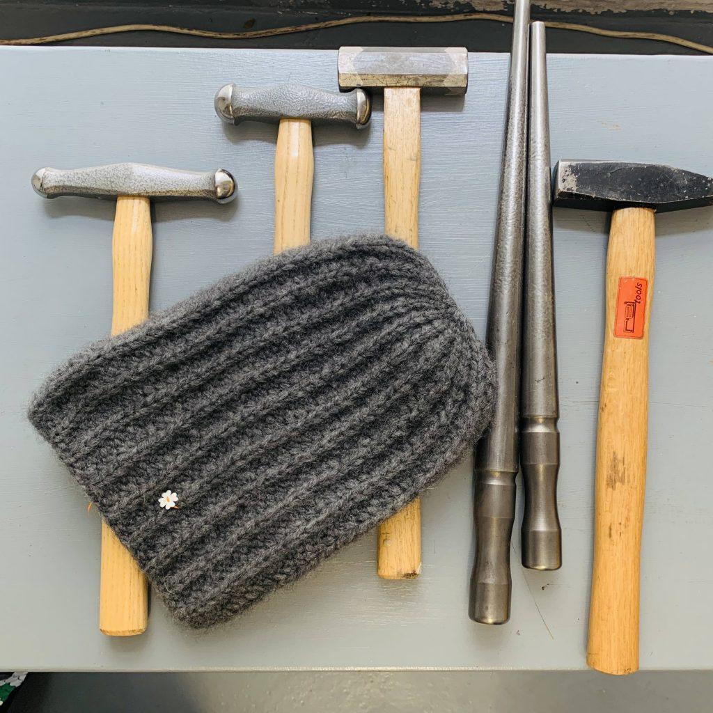 Cashmere, Kaschmir, Haube, handstrick, handgestrickt, Einzelstück